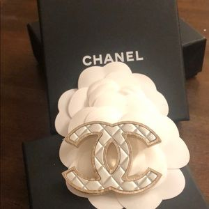 Beautiful Chanel brooch